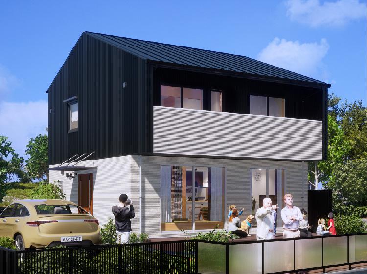 MDSG 松尾設計室の規格住宅
